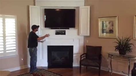 entertainment tips best built in entertainment center ever youtube