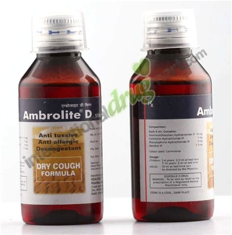best cough syrup buy ambrolite d cough syrup best cough remedy