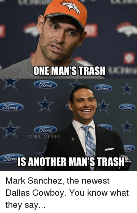 Mark Sanchez Memes - one man s strash nfl memes is another man s trash mark