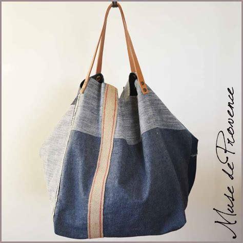 sac de plage en jean touquet muse de provence