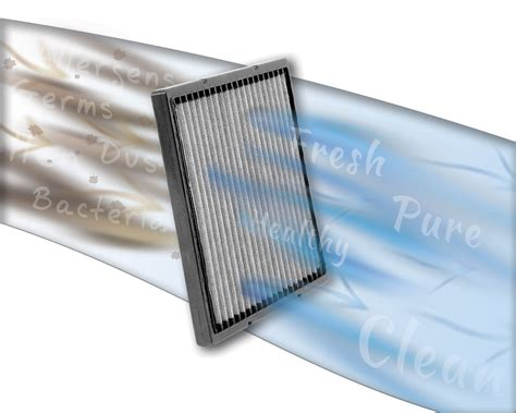 Clean Cabin Air Filter by K N Washable Reusable Cabin Air Filter For Ford Taurus