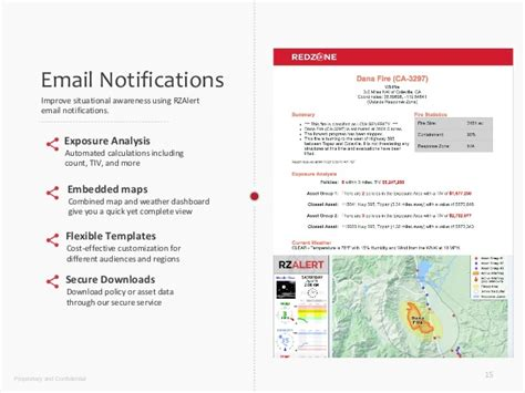 Dimo 16 Email Notification Template Set Access redzone smart intelligence for disaster tracking
