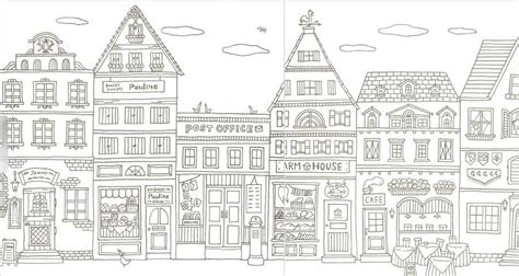 secret garden coloring book store 1000 images about color buildings on