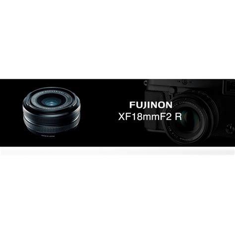 Fujinon Xf 18mm F2 fujinon xf 18mm f2 r