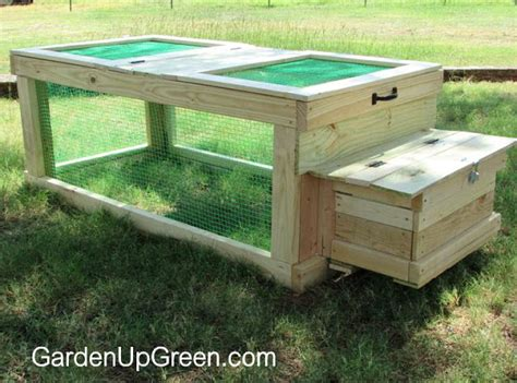 backyard quail coop diy quail coop garden up green