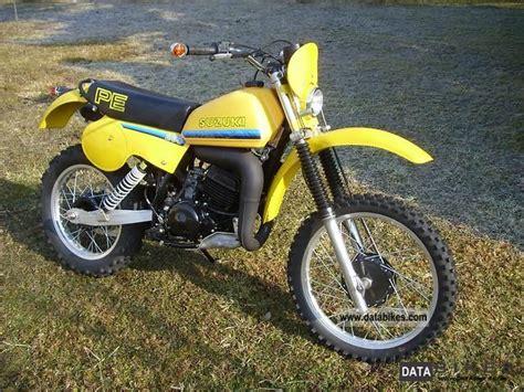 1977 Suzuki Pe 250 1977 Suzuki Pe 250 Parts Pictures To Pin On