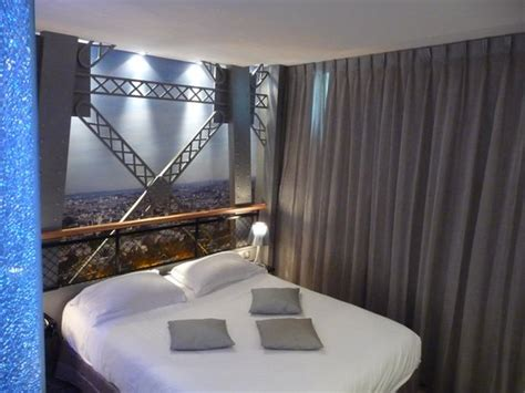 eiffel tower secret room view from 4th floor picture of hotel design secret de