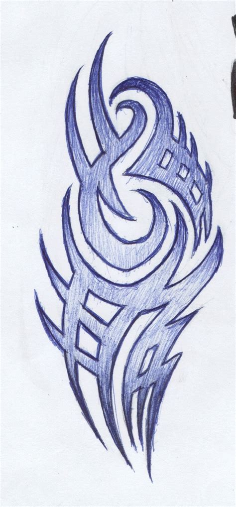 simple tribal tattoo design image gallery tattoo ideas tribal tattoo design by akadrowzy on deviantart