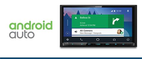 Will Android Auto Work With Iphone by Ddx9716bts Android Auto Multimedia System Kenwood Uk