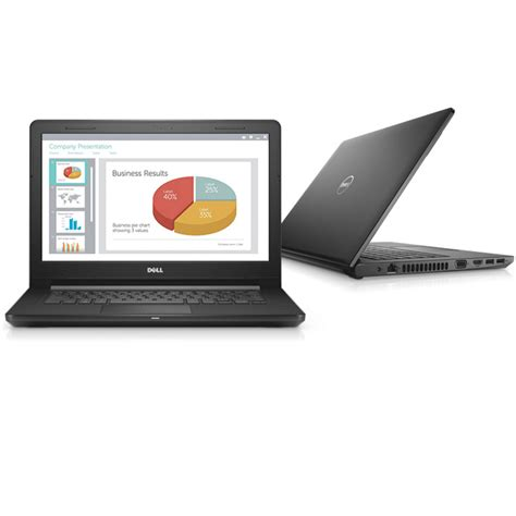 Notebook Dell Vostro 3468 I5 7200u 4gb 1tb 14 Win10 Vga dell vostro 3468 70088614 i5 7200u ram 4gb hdd 1tb vga intel hd graphics 620 14