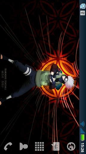 themes naruto live naruto live wallpaper app for android