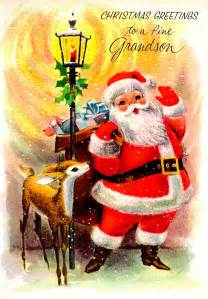 wallpapers and images and photos vintage santa cards wallpapers vintage