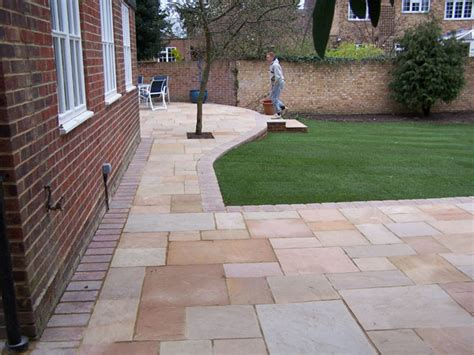 Patio Garden Designs Paving Paving Of Patios And Paths For Garden Landscape Company