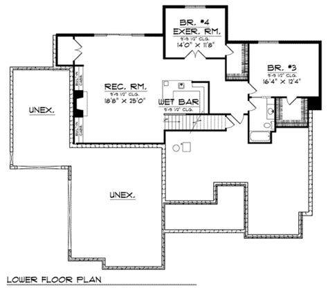 3600 sq ft house plans european style house plan 4 beds 3 baths 3600 sq ft plan 70 808