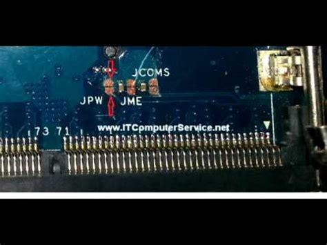 reset toshiba l300 bios password toshiba satellite p755 bios password jumper location youtube