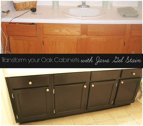 gel paint for cabinets update your cabinets with gel stain bathroom ideas