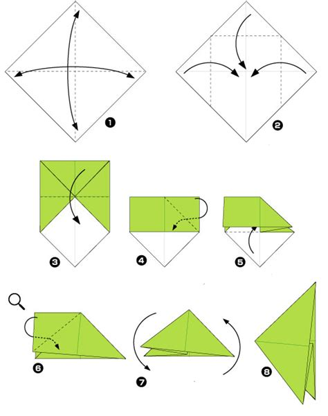 Beginning Origami - pin 3dorigami tips and tricks home 3d origami on