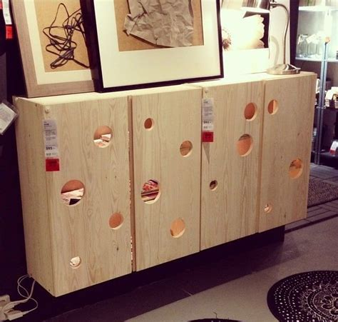 ivar cabinet ikea ivar schrank ikea hack pinterest on the side