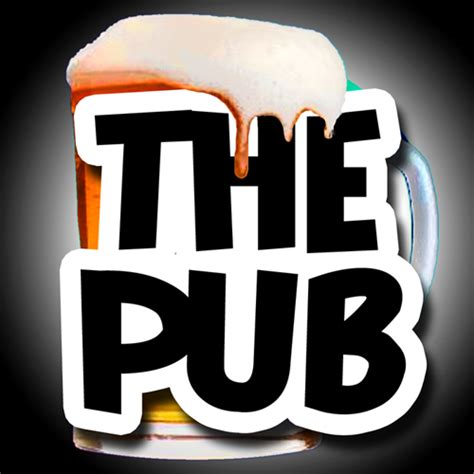 the pub the pub sit a drink relax
