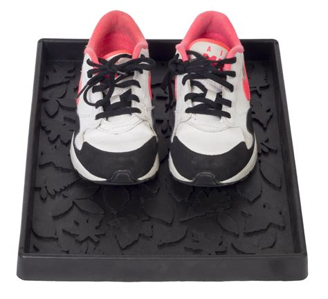 gallery tica shoe and boot trays trays leaf design