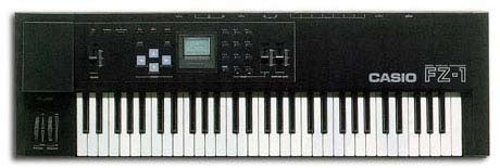 casio fz  vintage synth explorer