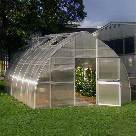 diy green house do it yourself school greenhouse package complete