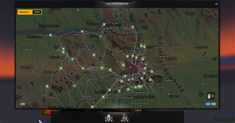 scania truck driving simulator map