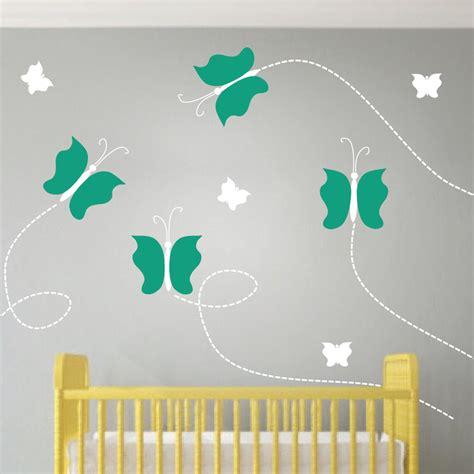 butterfly wall stickers for nursery butterfly wall decals for nursery name wall decal