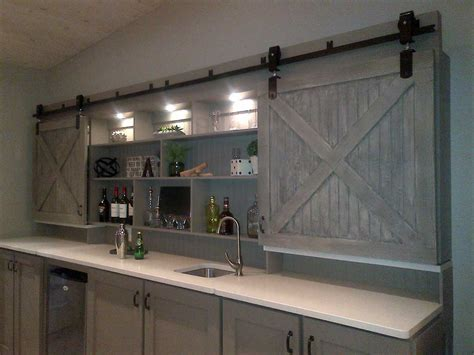 Barn Door Garage Door Pictures - richards wilcox barn doors improve appeal and saves space