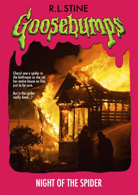 goosebumps books pictures if goosebumps books were written for adults