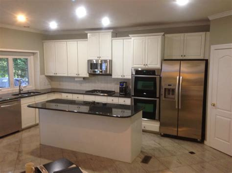kitchen remodel wynfield huntersville