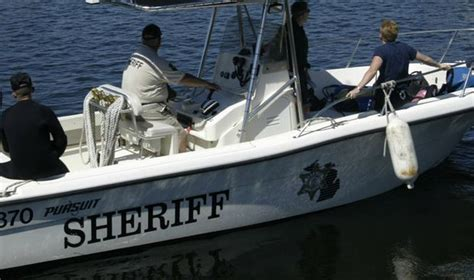 boat crash muskegon boater charged after high speed crash into fishing boat on