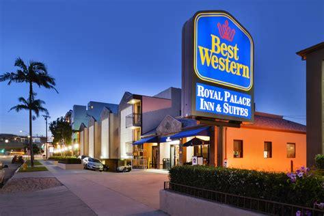 best wesern best western royal palace inn suites in los angeles ca