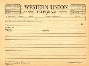 telegram template blank telegram template everything is new again