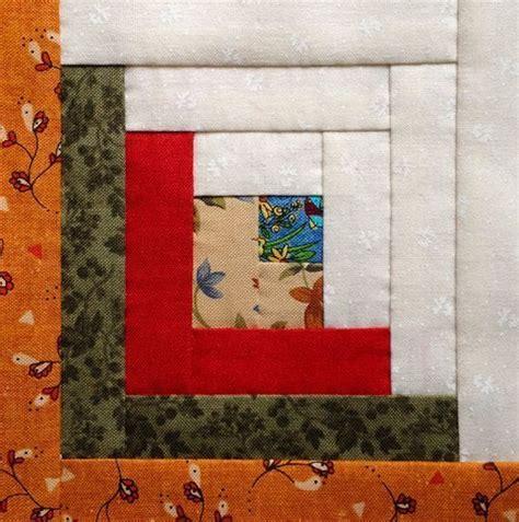 Patchwork Cabin - log cabin curso patchwork gratis leal patchwork
