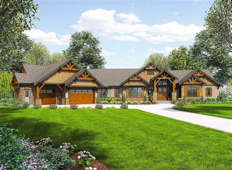 plan jd  story mountain ranch home  options