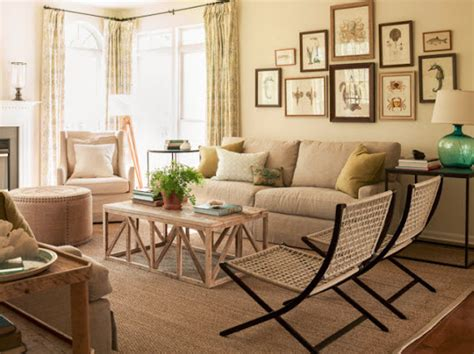 Sea Inspired Living Room by Sea Inspired Living Room Design Simplified Bee