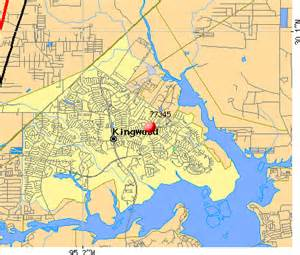 where is kingwood on map 77345 zip code houston profile homes