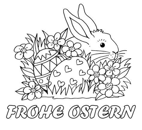 pictures to color frohe ostern 2018 ausmalen bilder zum ausdrucken
