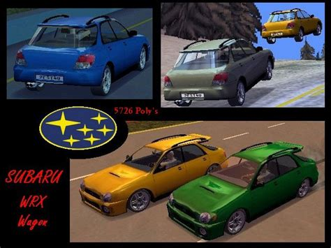 need for speed wagen need for speed high stakes cars by subaru nfscars