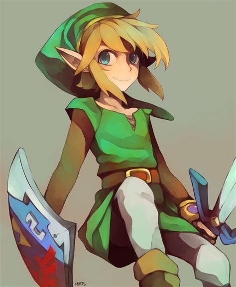 9 Anime Link by Legend Of Link By Redricewine On Deviantart