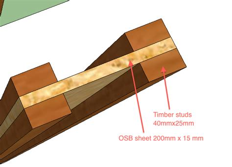 How Thick Are Floor Joists by Wood Can I Use Engineered I Joists As Studs In A Wall