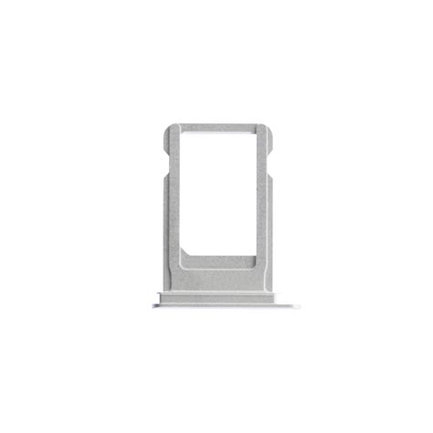 Nano Sim Tray Iphone iphone 7 silver nano sim card tray fixez