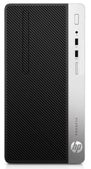 HP ProDesk 400 G6 Microtower Business PC Specifications