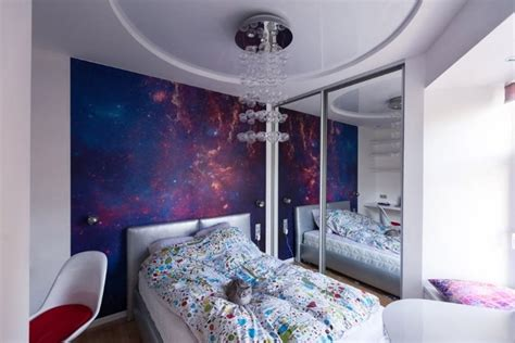 cosmic bedroom bedroom design ideas space decor