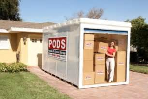 Moving Pod Pods Omaha Moving And Storage La Vista Ne