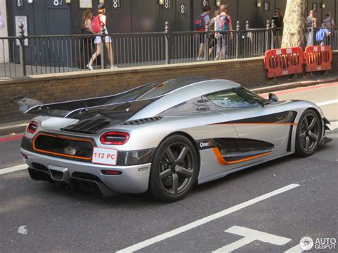 koenigsegg one 1 black koenigsegg one 1 24 july 2016 autogespot