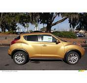 Atomic Gold 2013 Nissan Juke SV Exterior Photo 75641845