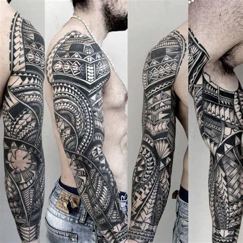 samoan wrist tattoos polynesian maori tribal jowy