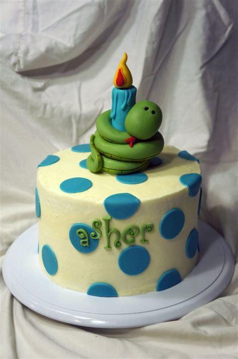 boys birthday cake fondant snake topper  matching polka dots  choice    etsy